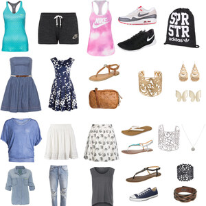 Outfit Mixes von fiore_del_sol