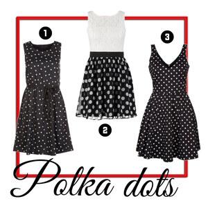 Outfit Polka dots von domodi