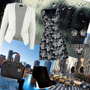 Outfit New York :) von franziskaalschweig