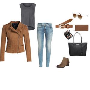 Outfit Lässig & Cool .. von Sa Ri