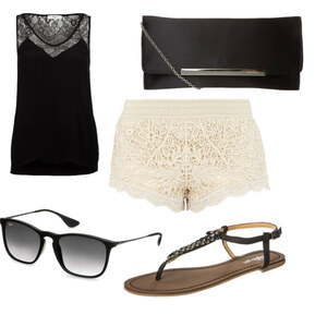 Outfit Sommeroutfit von Frabau2509