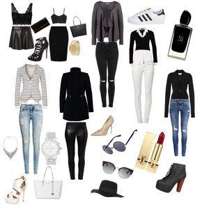 Outfit styles  von vanybany