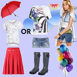 Outfit Summerrain von böhnchen