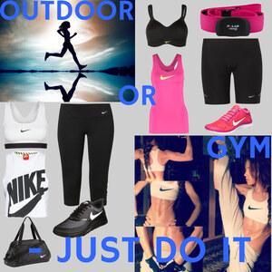 Outfit we all love fitness von böhnchen