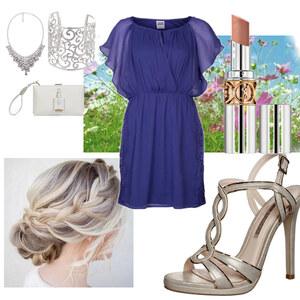 Outfit Frühlings-Traumkleid von Frabau2509