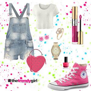 Outfit trendy girl von Miry