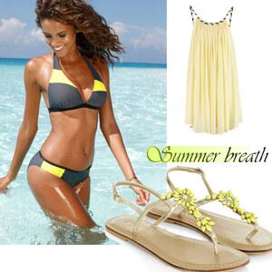 Outfit Summer von domodi