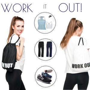 Outfit Work it Out - Stilbewusst beim Sport von Lesara