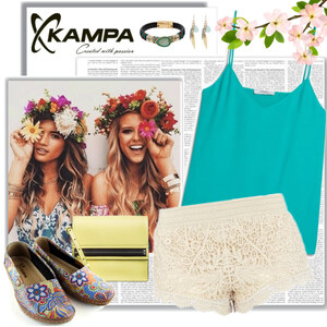 Outfit flower von Ania Sz