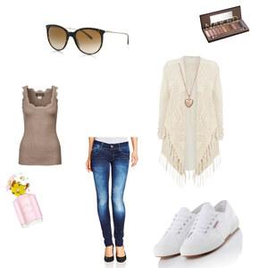 Outfit Sommermorgen ♥ von Maja