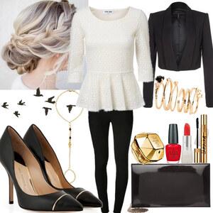 Outfit Kommunions style <3 von Nisa