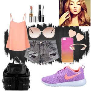 Outfit summertime von YAS MINA