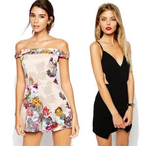 Outfit Trendige Overalls von domodi
