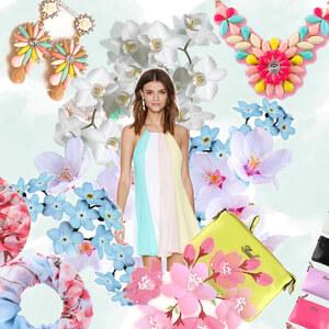 Outfit Frisch & Frühlingshaft dem Sommer entgegen von Lesara