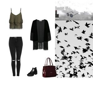 Outfit TAKE IT von Anjasylvia ♥
