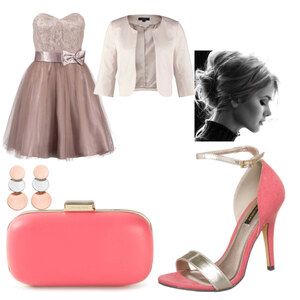 Outfit Abiball von Blog_Girl