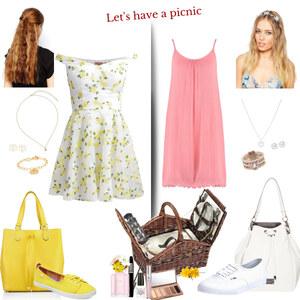 Outfit Let's have a picnic von Natalie
