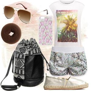 Outfit mit Pastel  von CC-Fashion