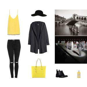 Outfit Streetstyle von Anjasylvia ♥