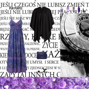 Outfit Pur Purple von Anjasylvia ♥