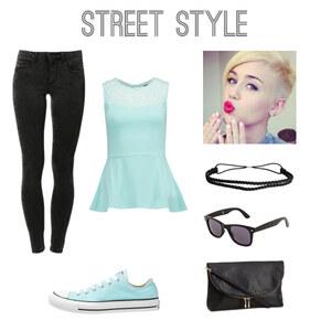 Outfit Street Style von lisschen04