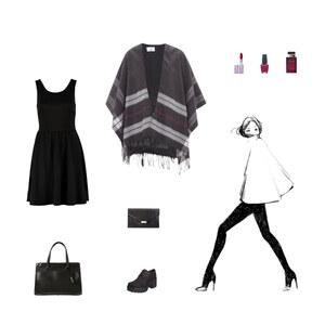 Outfit Poncho von Anjasylvia ♥