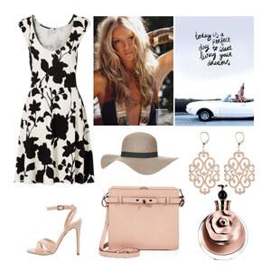 Outfit blumen von Claudia Giese