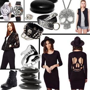 Outfit Rock on!  von Lesara