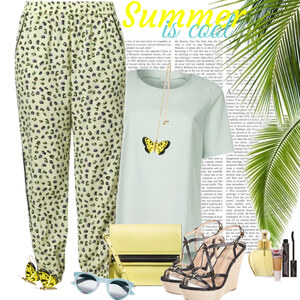 Outfit summer is cool von Ania Sz
