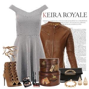 Outfit brown von Ania Sz