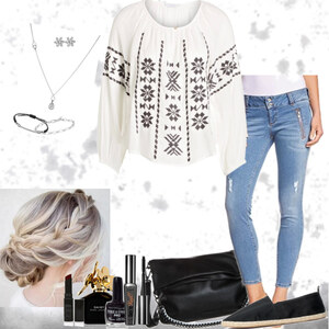 Outfit simple and stylish von Natalie