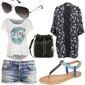 Outfit Sommer-Look von Frabau2509
