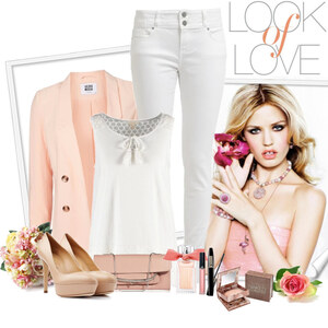 Outfit look of love von Ania Sz