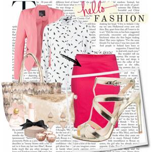 Outfit hello fashion von ellenmllr