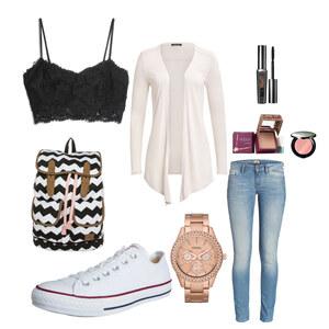 Outfit Chillen von melissauka