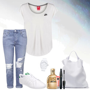 Outfit comfy and sporty von Natalie