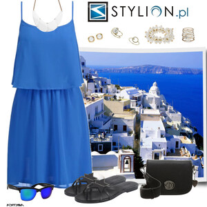 Outfit greece von Ania Sz