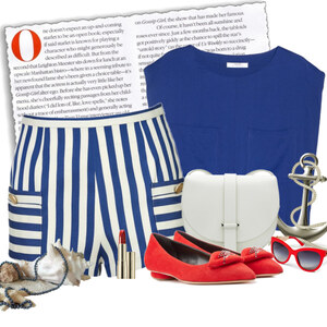 Outfit na plaży von Ania Sz