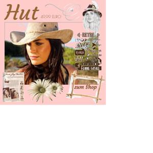 Outfit Hut ist gut... von Babyblue