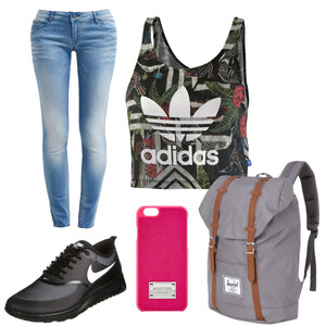 Outfit School - Day von Lilly Kohl