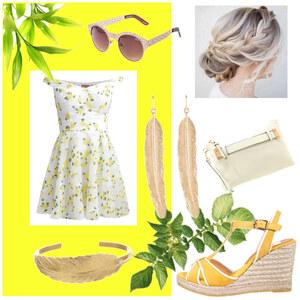 Outfit Top für den Sommer  von A.N.N.A