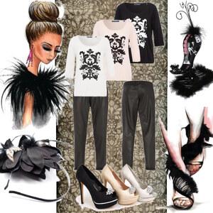 Outfit Nostalgia von Lesara