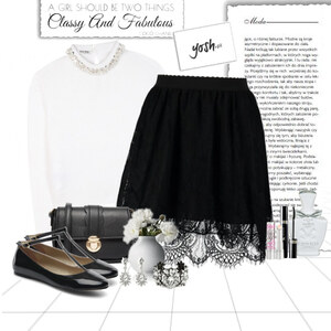 Outfit classy von Ania Sz