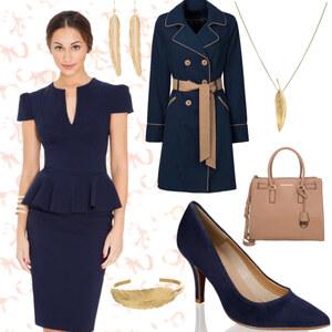 Outfit Business-Chick von Anneke Geist
