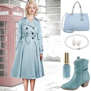Outfit Tendcoat-Chick von Anneke Geist