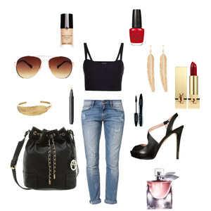 Outfit MY!  von andrijana013