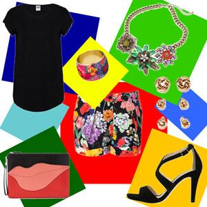 Outfit Viele Farben  von A.N.N.A