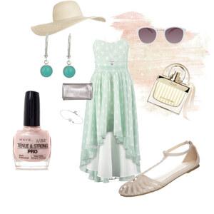 Outfit mintimint von Jane Steinacher
