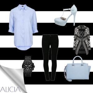 Outfit Inspread by Shirin David von Alicia Kath