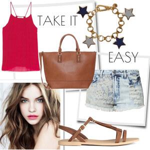 Outfit take it easy von eine_hexe